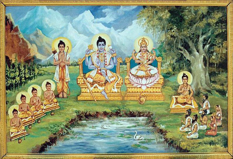 Divina Jerarquia Suddha Dharma