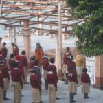 Yoga en la Educación India
